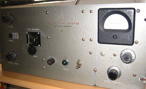 Figure 6: SEA  receiver used in the 1950s.